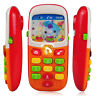 Baby Kid Musical Mobile Phone for Toddler Sound Hears Educational Learn Toy 14cm