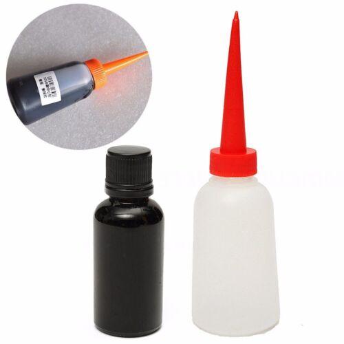 30ML 505B Black Horn Glue Centre Gum Adhesive Loudspeaker Speaker Repair Glue