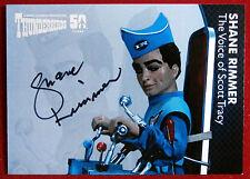 THUNDERBIRDS 50 YEARS - Shane Rimmer as Scott Tracy - Autograph Card