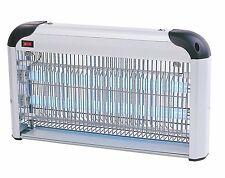 KORAMZI KBZ20W Electronic Indoor Bug Zapper , 20 Watts (2 x 10 watts) NEW