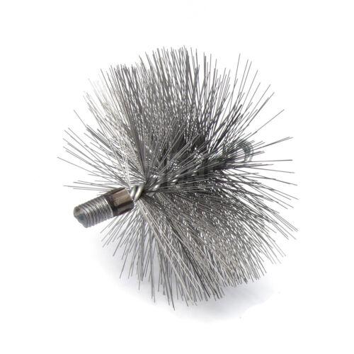 200 mm chaudières Brosse taulard Brosse cheminée balai fil