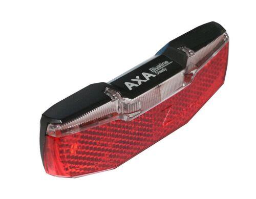 Axa LED Gepäckträger Rücklicht Blueline mit Standlicht Dynamo