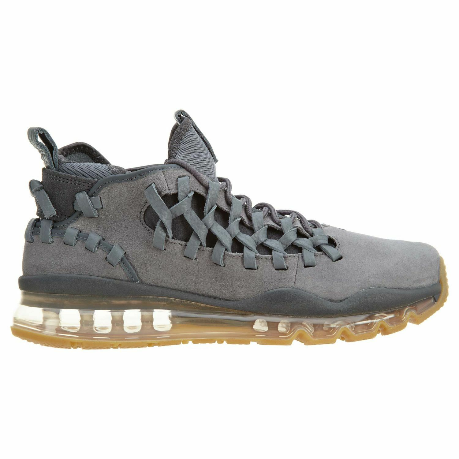 Nike Air Max TR17 Uomo 880996-002 Cool Dark Grey Gum Running Shoes Size 9.5