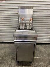 40 Lb Deep Fryer Natural Gas New Baskets Jade Range Jtff 40 18 110k Btu 4056