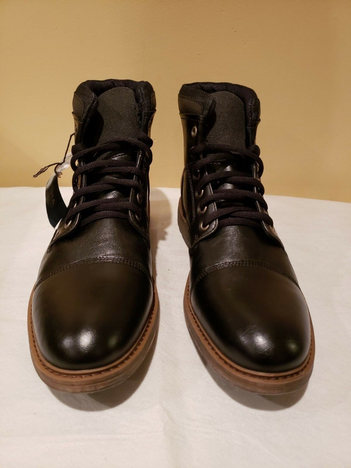 8ecaad0e76e ... SONOMA Goods For Life Vitalize By Ortholite Ortholite Ortholite Mens Black  Ankle Boots Sz 9M- ...