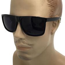 fdae2d8b57 Mens Super Dark Lens Cholo Sunglasses Gangster Style Large OG Oversized  Black