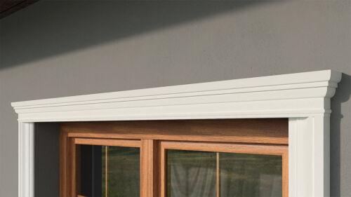 Extérieur Angle Corniche Extérieur au-dessus de la fenêtre moulures Home Decor /> qualité /<