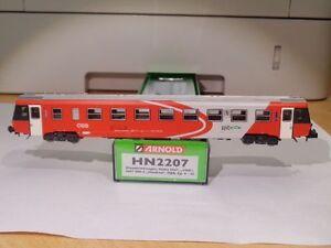 Arnold-HN-2207-Unidad-de-tren-diesel-Escala-5047-OBB-Ep-5-6-con-DSS