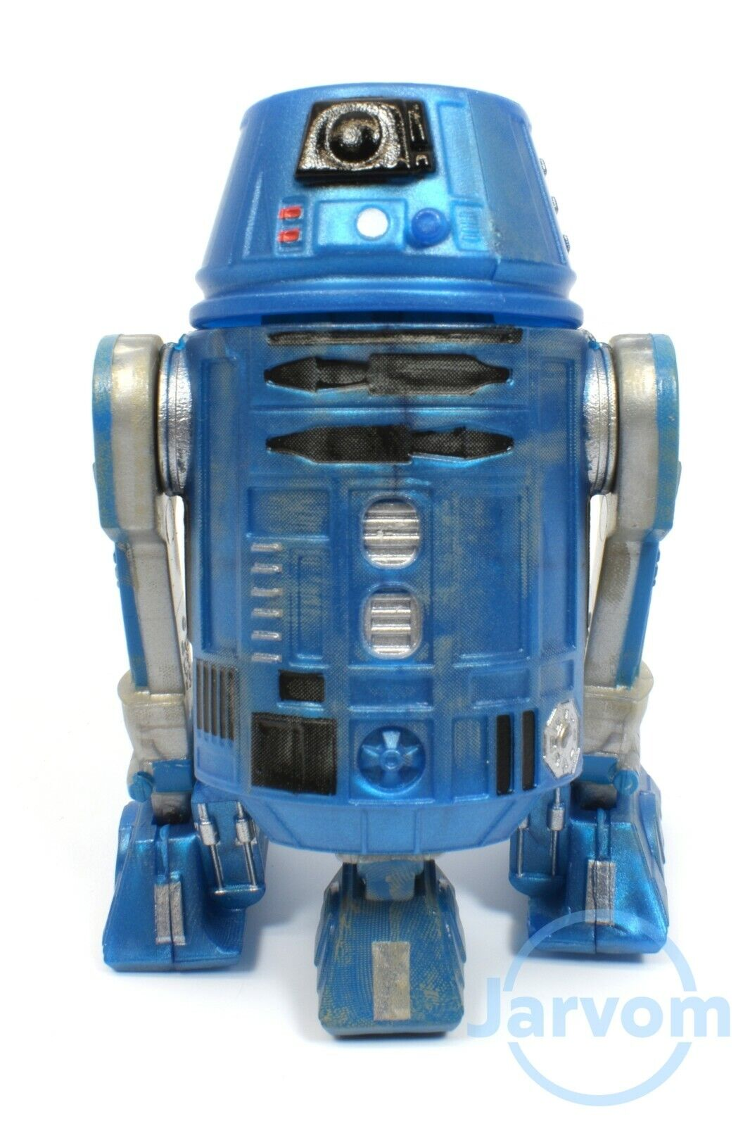 "Star Wars 3.75/"" Disney Parks Astromech Droid 4-Pack TROS R6-LE5 loose Complete"