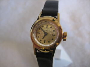 NOS-NEW-VINTAGE-MECHANICAL-HAND-WINDING-ST-STEEL-ANALOG-WOMEN-039-S-EDELE-WATCH-1960