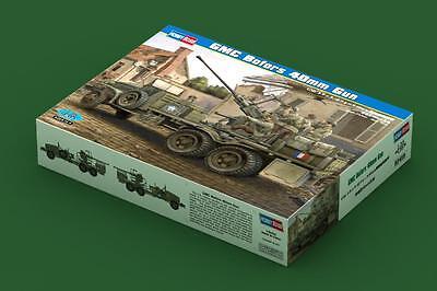Hobbyboss 1/35 82459 GMC Bofors 40mm Gun