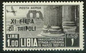 Libia-1937-Sass-A33-Nuovo-100