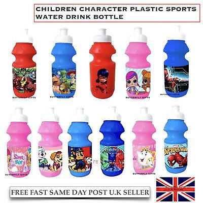 Kids Drinks Bottle Travel Water Juice Folding School Lunch Camping Disney Frozen
