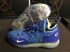 ff2b25dce2b7 Nike Zoom KD 11 Paranoid SIZE 10.5 - AO2604-900 KD11 Green Kevin Durant XI