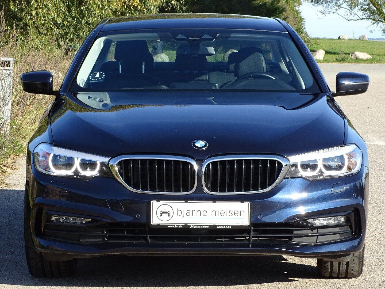 BMW 530i 2,0 aut. - billede 4