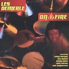 On Fire by Les DeMerle (CD, Jul-2003, Quicksilver)