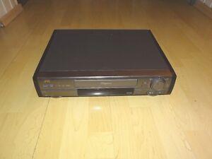 JVC-HR-E226-VHS-Videorecorder-DEFEKT-wirft-Band-nicht-mehr-aus