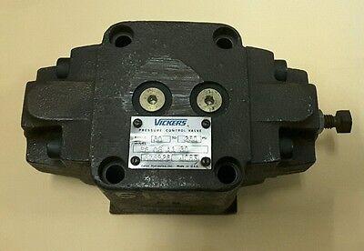 Kompass unloading relief valve 125 l//min BUCG-06-H