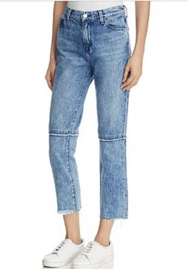 NWT J Brand Ruby High Rise Cropped Jeans