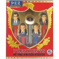 Presidents Of The United States Volume 8 - Pez Limited Edition Collectible Gi...