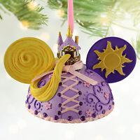 Disney Parks Store Rapunzel Ear Hat Ornament - Tangled - Disney Princess