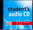 Natural English: Intermediate: Student's Audio CD by Ruth Gairns, Stuart Redman (CD-Audio, 2002)