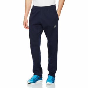 dd968ae82b872 Details about Nike Mens Fleece Jogging Bottoms Tracksuit Running Joggers Gym  Sweat Pants