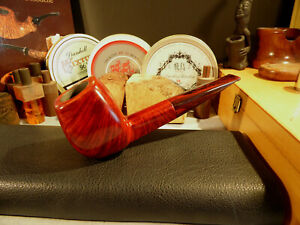 Handmade puro Estate PIPA smoking pipe pipa fumo pronto!