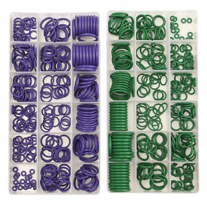 270pcs set joint torique o ring en caoutchouc vert violet. Black Bedroom Furniture Sets. Home Design Ideas