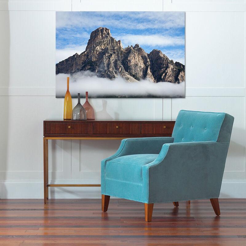 3D Himmel Weie Wolken Berg 86 Fototapeten Wandbild BildTapete AJSTORE DE Lemon
