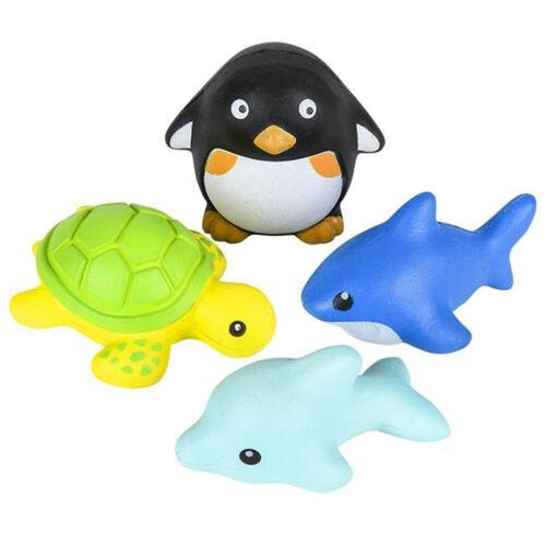 """3/"""" Squish Sealife Assortment"""