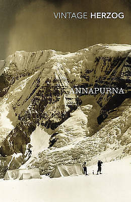 1 of 1 - Annapurna: The First Conquest of an 8000-Metre Peak, Good Condition Book, Herzog