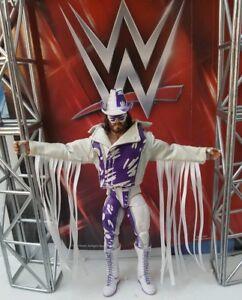 Wwe Mattel Series Pack Homme Elite Macho Randy Savage Battle Définir les Moments Roi