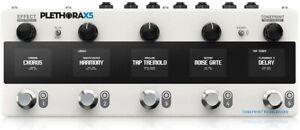 TC Electronic Multi Effector Plethora X5 TonePrint Pedal Board Guitar