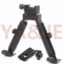 Tactical Bipod For Air Rifle Airgun Airsoft Gun Shooter Picatinny & Swivel-Stud