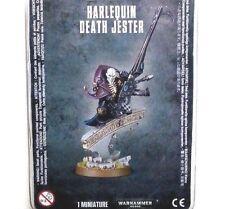 Warhammer 40k Harlequins Death Jester  NIB