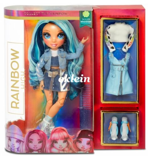 New Rainbow High Surprise Fashion Dolls Collect The Rainbow LOT OF 6 DOLLS