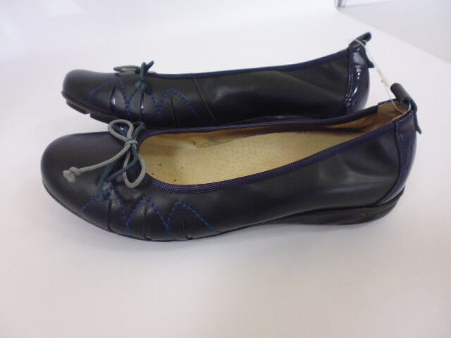 Chaussures Ballerines Slipper Cuir martinitta taille 38 (5) Large
