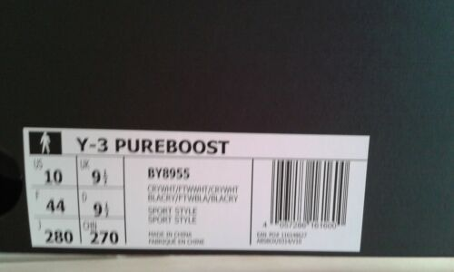 Pure Y Triple Zg Adidas Deadstock 3 By8955 10 Boost White BEUxxqyWdZ