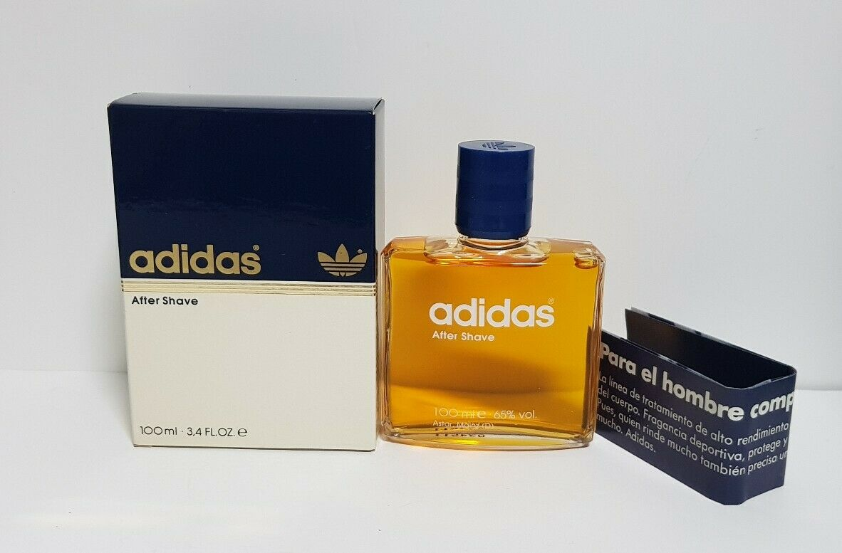 ADIDAS CLASSIC After Shave Lotion 100ml splash, descatalogada, very rare.