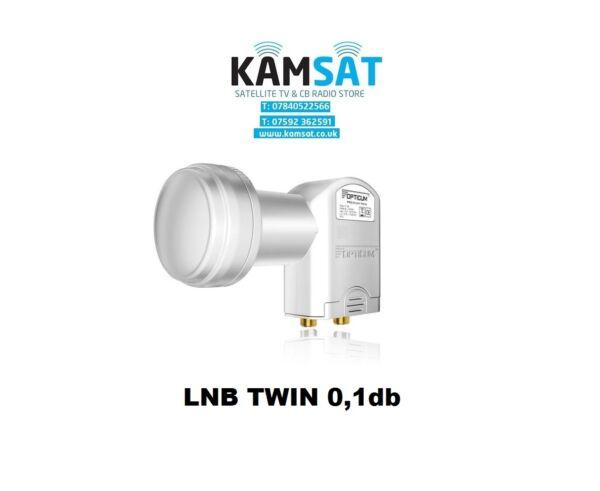 2019 Nieuwste Ontwerp Universal Lnb Twin Globo Golden Gold Ltp-04h Premium 0.1db Astra Hotbird 40mm Een Onmisbare Soevereine Remedie Voor Thuis