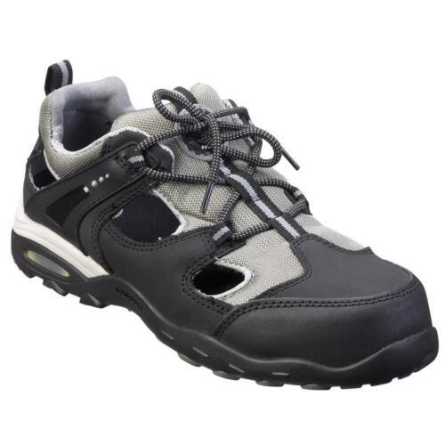Blakläder Sicherheitssandale S1P 2428 3907 in schwarz//grau