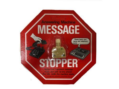 DesignTech 10002 Answering Machine Message Stopper Splitter