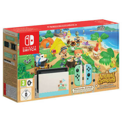 Nintendo Switch Animal Crossing Console Bundle Limited ...