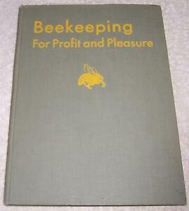 Beekeeping-For-Profit-and-Pleasure-Addison-Webb-hc