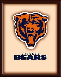 Image Is Loading Deluxe 3D Hard Wood Wall Art Chicago Bears  Part 53