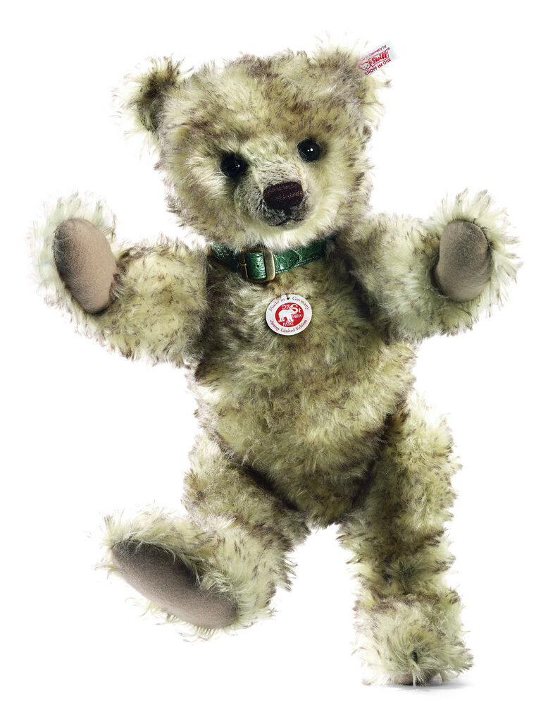 Steiff Jeremy Teddy Bear Ltd EAN 035180