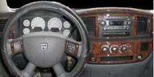 DODGE RAM 1500 2500 3500 QUAD CAB 2006 2007 2008 INTERIOR WOOD DASH TRIM KIT SET