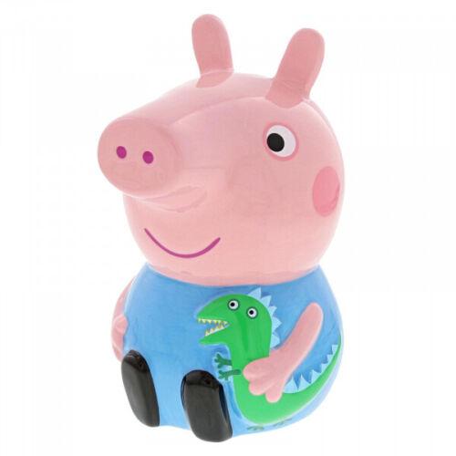 George Money Box Savings Piggy Bank Coin Pot Peppa Pig
