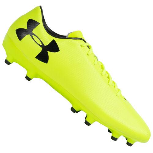Under Armour Force 3.0 FG Herren Fußballschuhe 1300152-700 gelb neu